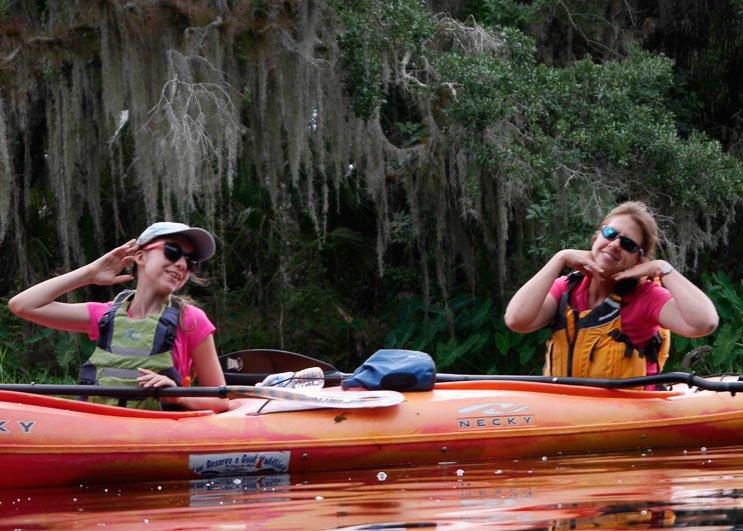 Kayaking Crew 28