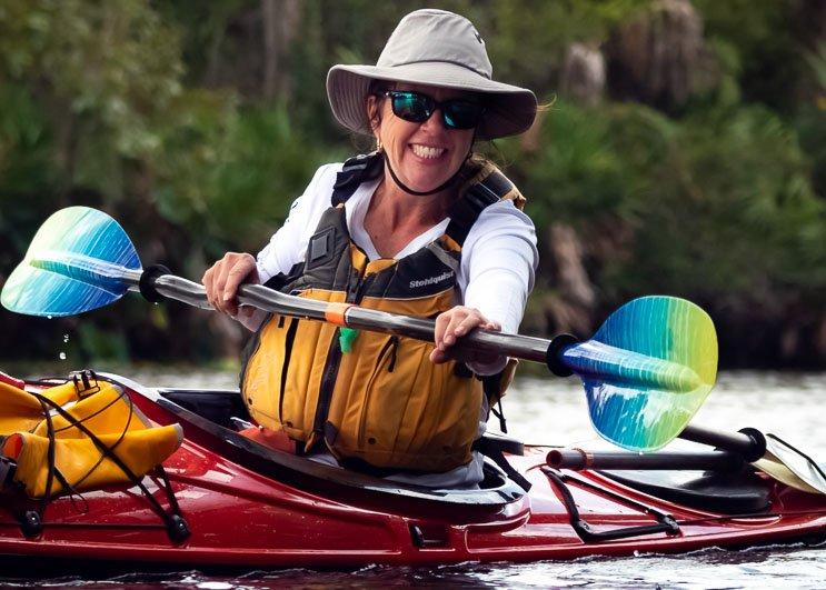 Kayaking Crew 10