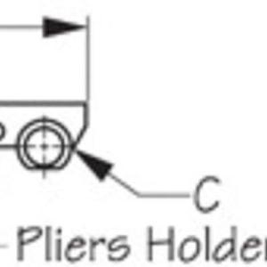 Three Pole Rod Holder