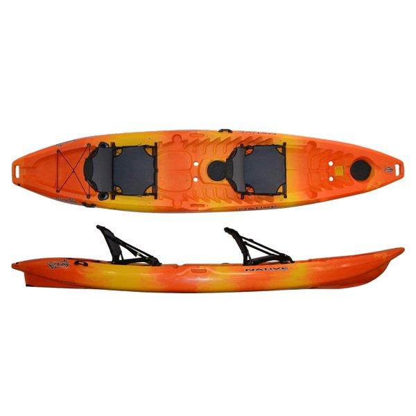 Stingray Angler Tandem Kayak 2