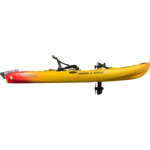Ocean Kayak Malibu Pedal sunrise