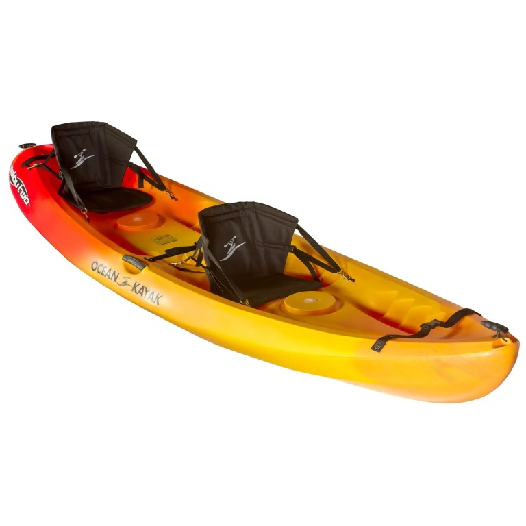 Malibu Two sunrise Ocean Kayak