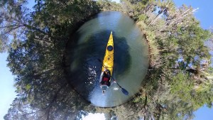 little planet kayak