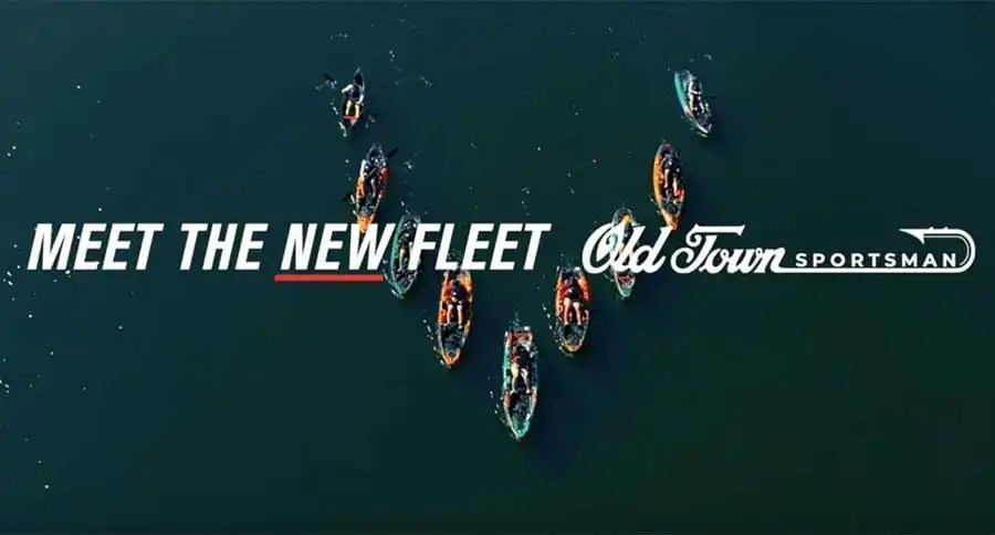 New Old Town Sportsman Kayak Fleet Coming Soon!!!