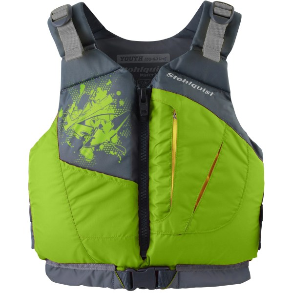 Escape youth pfd lime