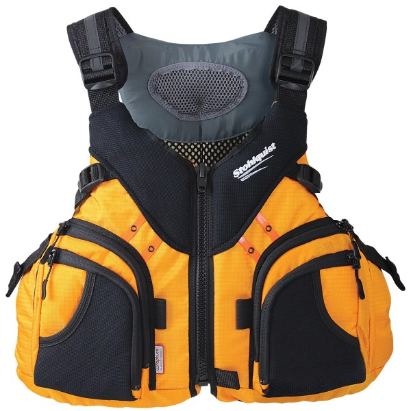 Stohlquist keeper pfd fishing pfd mango