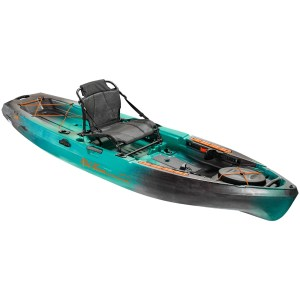Old Town Sportsman 106 photic fishing kayak