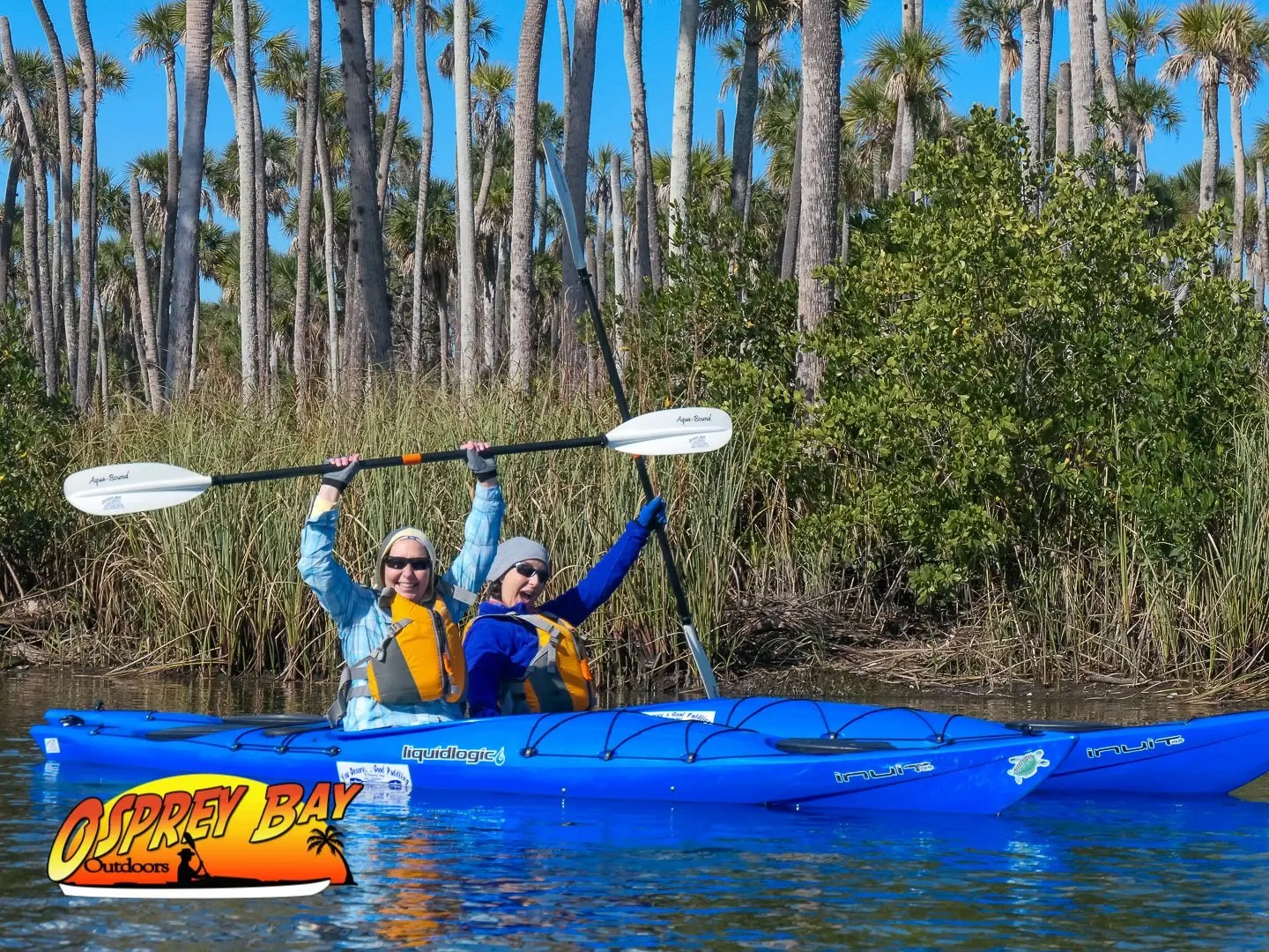 Weeki Wachee River Paddle Trip Jan 2021