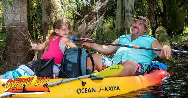 Myakka River Paddle Trip Sept 2021
