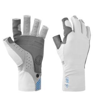 Traction UV Open Finger Gloves