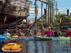 Anclote River Paddle trip Oct 2021
