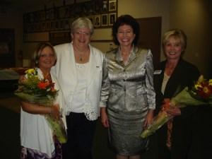mayor-iorio-and-the-nominees-dr-keppes-arlene-waldron-tammy-bracewell