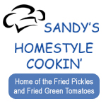 Sandy's Homestyle Cookin