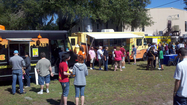Riverview Food Truck Rally