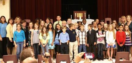 Boyette Springs Starts National Honor Society, Holds ...