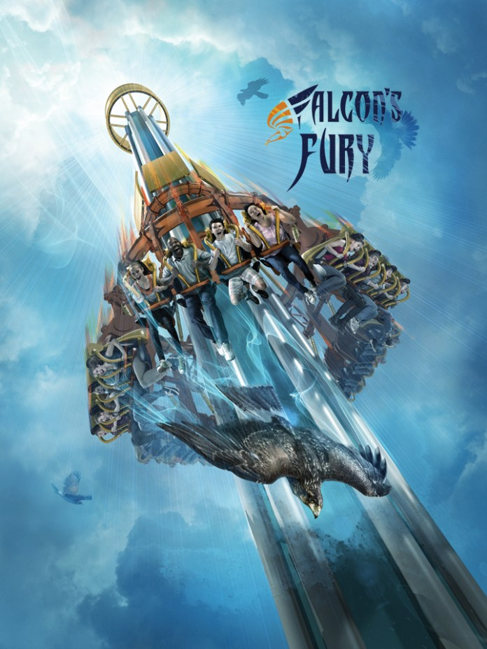 Falcon's Fury Key Visual copy