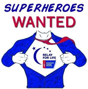 Relay Superheroes
