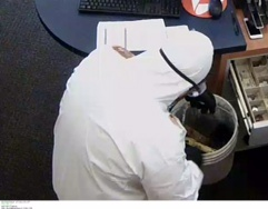 Bank Robbery Suspect #6