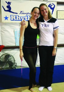 Sportsmom&daughter