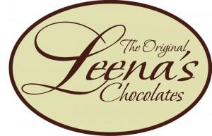 XmasLeena's CHocolate Logo