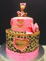 CakeMakenzie's 1st Birthday2