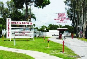 DRIVERuskin Drive In New
