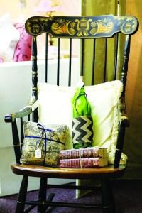 Shabby Shack Chair