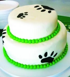 CRIMEBEAT_K9 Deuce Retirement Cake