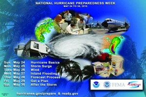 Hurricane Preparednes Week
