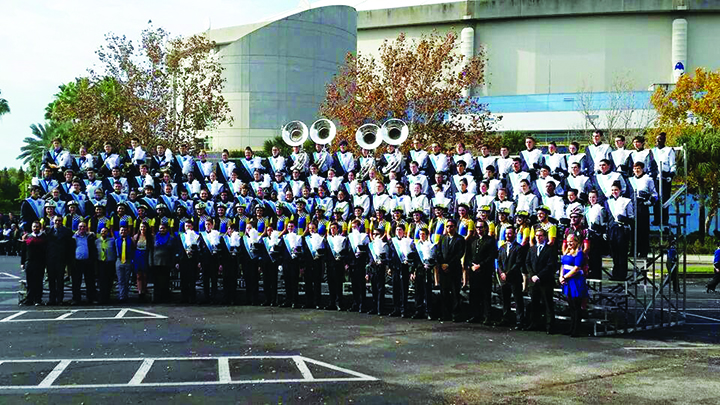 Middle School Band Riverview