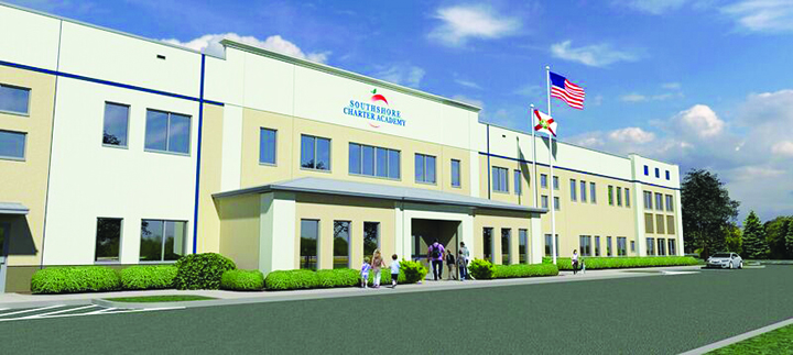 New SouthShore Charter Academy On Schedule For Fall Opening