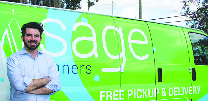 Sage Offers Eco Friendly Dry Cleaner With 15 Locations 24 Hour Lockers Coming Osprey Observer