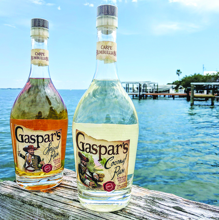 Tampa Bay Rum Company Still Offering Tastings Tours Making Essential Hand Sanitizer Osprey Observer