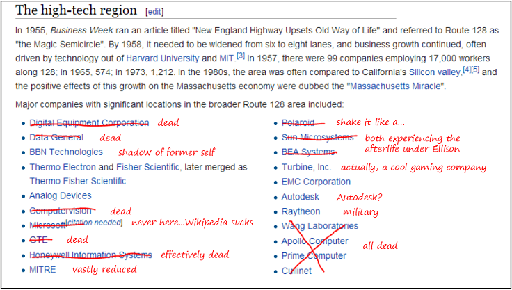 From Wikipedia: America's Technology Highway!