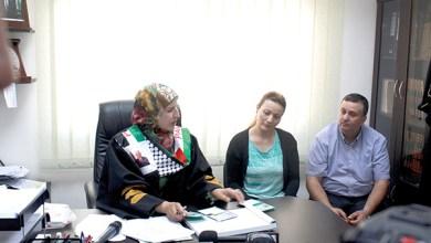 Photo of أول مأذونة في فلسطين
