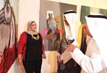 Photo of عضوة مجلس إدارة الجمعية الكويتية للفنون التشكيلية