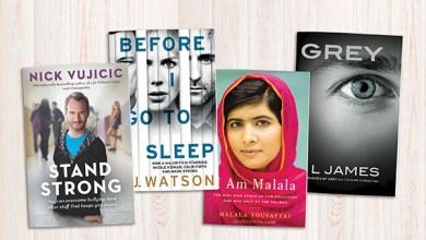 Photo of أفضل 14 كتاباً من كتب عام 2015 كلام من ذهب..في كتب العالم والكويت