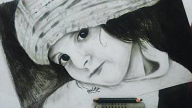 Photo of «رفيقة الفحم»  خلود الدسوقي.. فنانة تشكيلية