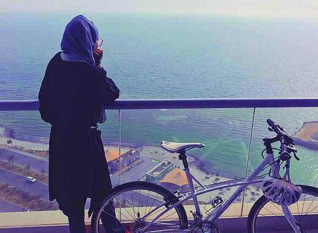 البسكليتة - فريق سعوديات يعشقن الدراجات