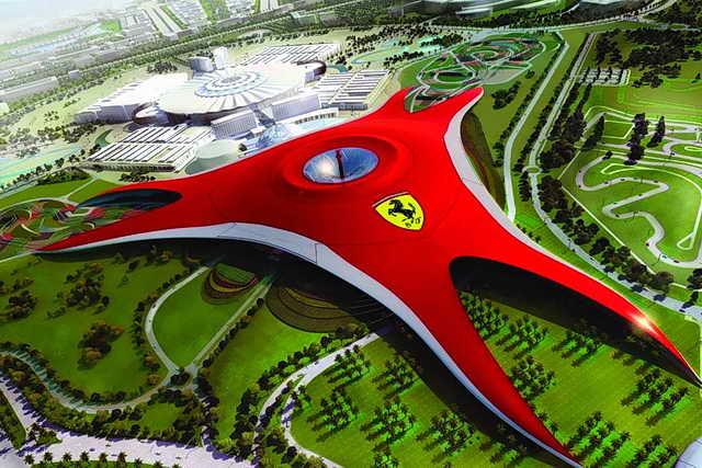 5 أماكن سياحية للمغامرات في دبي
