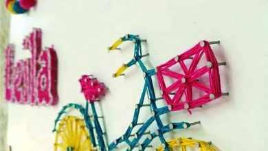 Photo of نورهـان الغنـام: أقدم فنًّا الأول مــــــــــــن نوعه في المنطقة العربية.. String Art «سترينغ أرت»