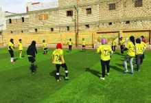 Photo of أول فريق كرة قدم نسائي في صعيد مصر