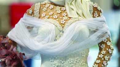 Photo of كيكة زفاف على شكل عروس بمليون دولار!