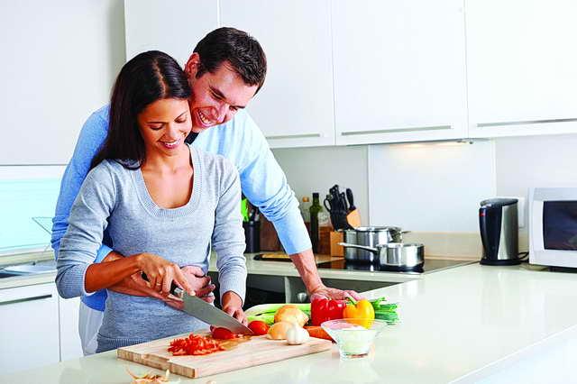 غذاء العروسين.. راحة نفسية وسعادة داخلية