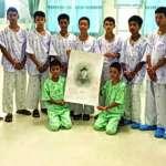 سباق مع الوقت في تايلاند لقطات مع أبطال التحدي في إنقاذ «أطفال الكهف»