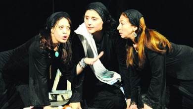 Photo of ارتسام صوف:  «مرا» مشروع الثقافي الذي يتبنى المرأة العربية الممثلة