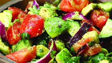 Photo of مطبخك.. أخضر بالسلطات الصحية
