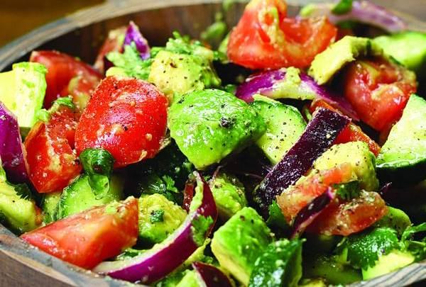 مطبخك.. أخضر بالسلطات الصحية