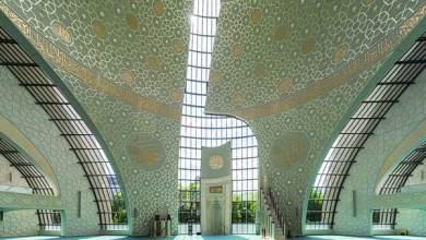 Photo of مسجـد كـولـونيـا.. تحفة معمارية بتصميم ألماني على الطراز العثماني