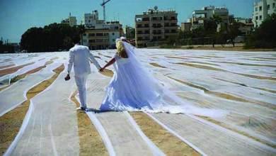 Photo of أطول طرحة زفاف لعروس تدخل «غينيس»!